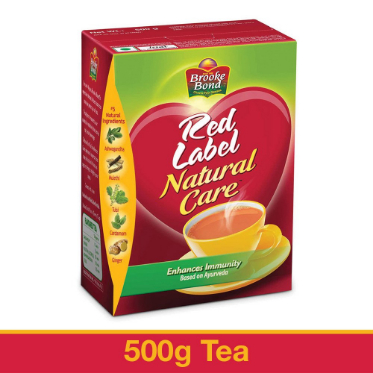 Red Label Nature Care Tea