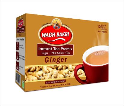 Waghbakri Instant Ginger