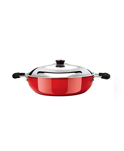 Anjali Kitchenware Fab  Kadai 245 mm Thickness 3 mm - 2 Ltrs