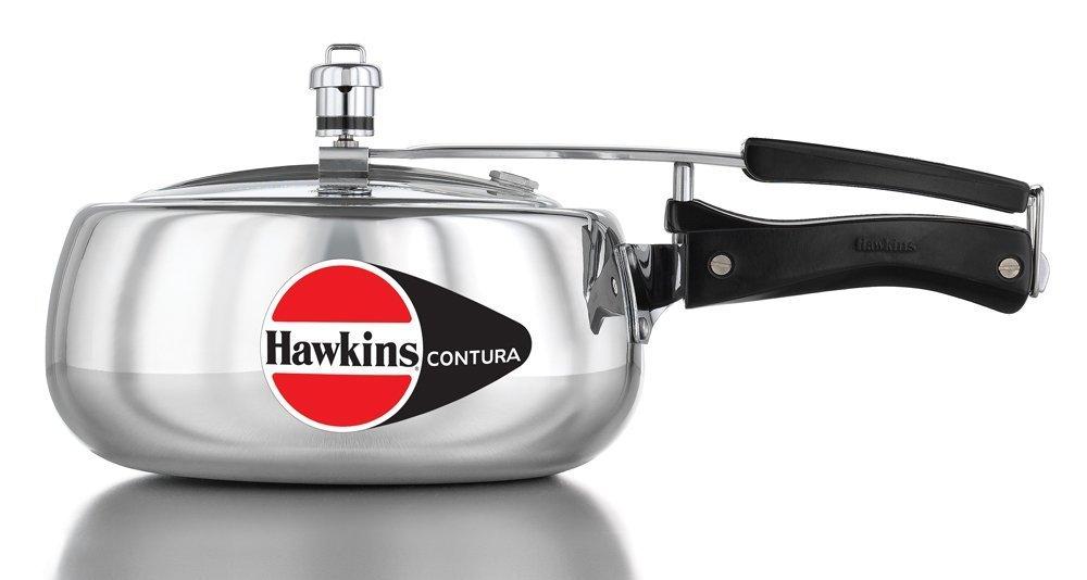 Hawkins Aluminium Contura Cooker 3.5 Ltrs