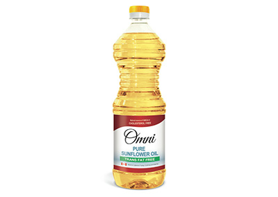 Omni Sunflower Oil