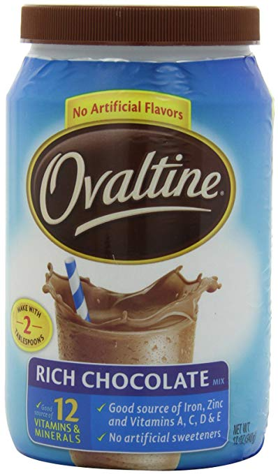 Ovaltine Chocolate Mix