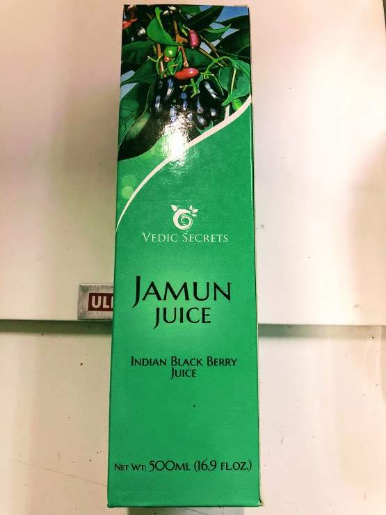 Vedic Secret Jamun Juice