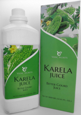 Vedic Secret Karela Juice