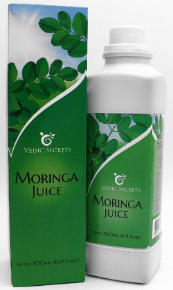 Vedic Secret Moringa Juice