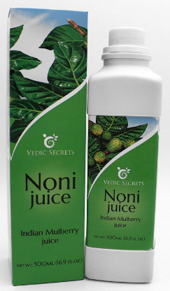 Vedic Secret Noni Juice
