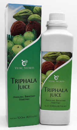 Vedic Secret Triphala Juice