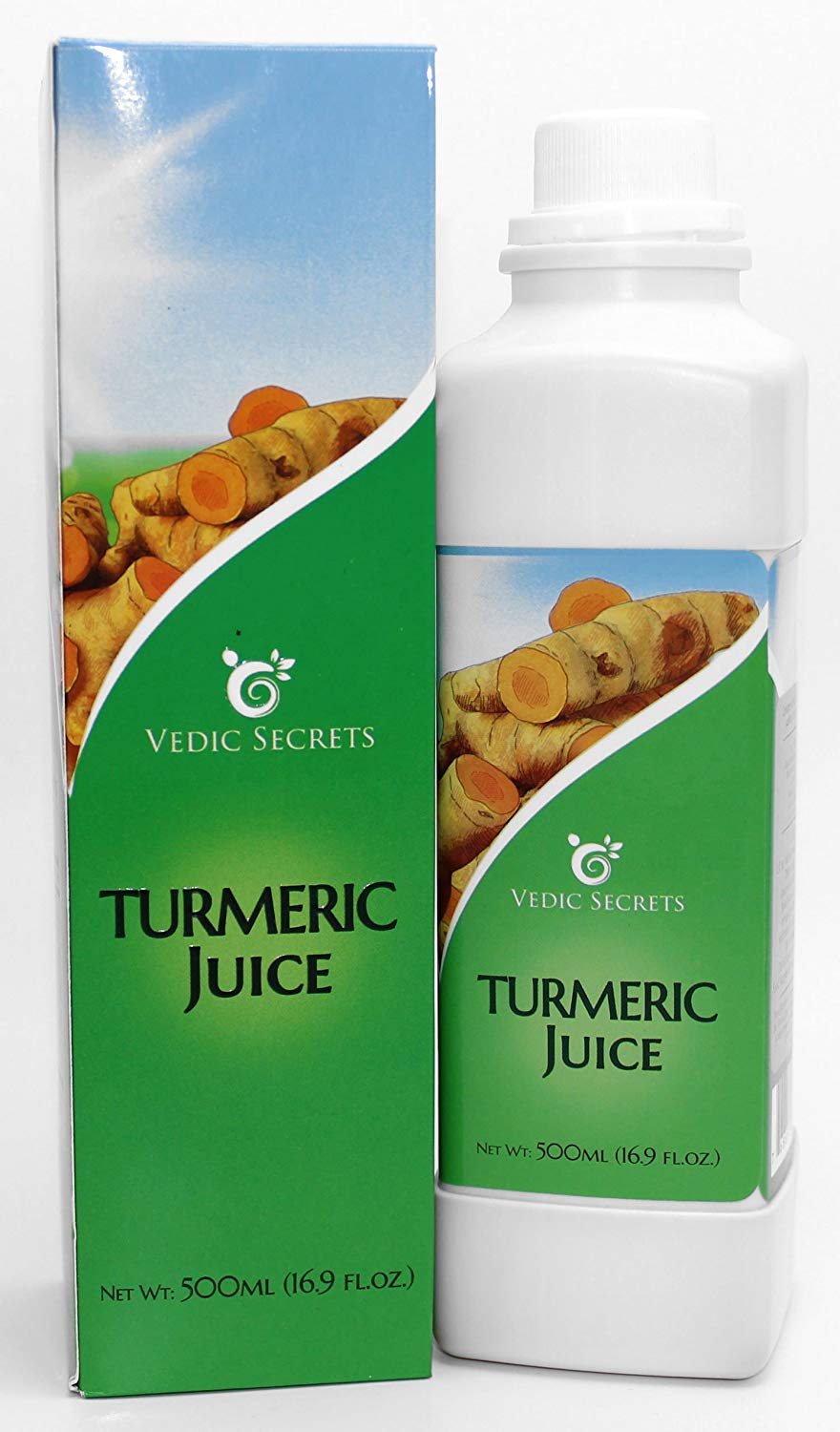 Vedic Secret Turmeric Juice
