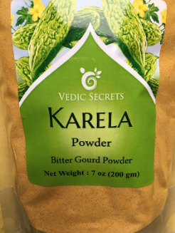 Vedic Secret Karela Powder