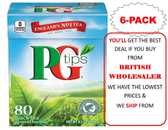 PG Tips Teabags