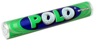 Polo Mint Candy Roll