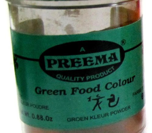 Preema Green Color