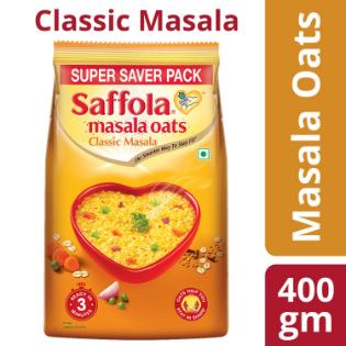 Saffola Oats-Classic Masala