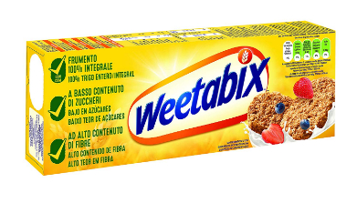 Weetabix Cereal Small