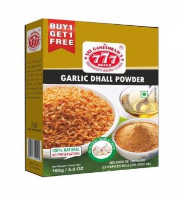 777 Garlic Dhaal Powder