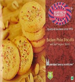 Karachi Almond & Pista Cookies