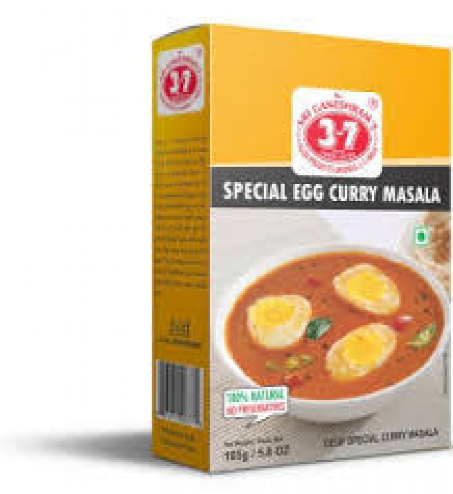 3-7 Special Egg Curry Masala
