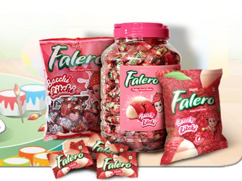 Mapro Falero Litchi Candy