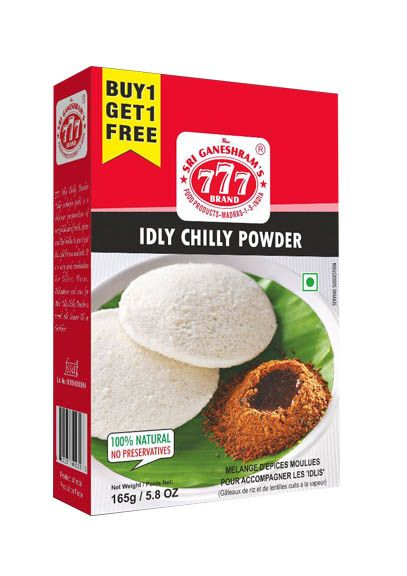 777 Idli Chilli Powder