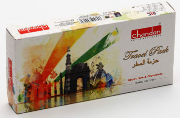 Chandan Travel Pack