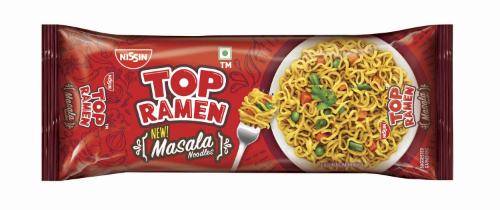 Top Ramen Masala Noodles