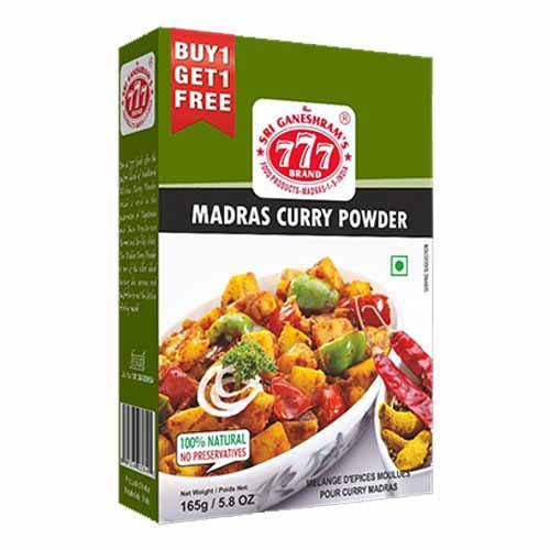 777 Madras Curry Powder