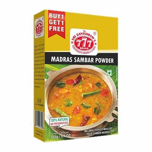 777 Madras Sambhar