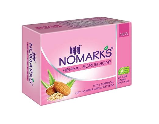 Bajaj No Marks Soap ( Herbal Scrub )
