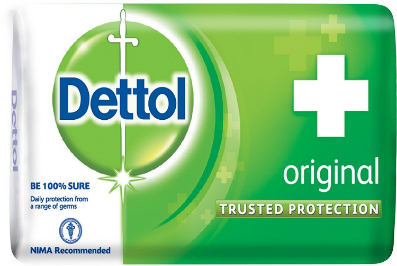 Dettol Soap Original (Green)