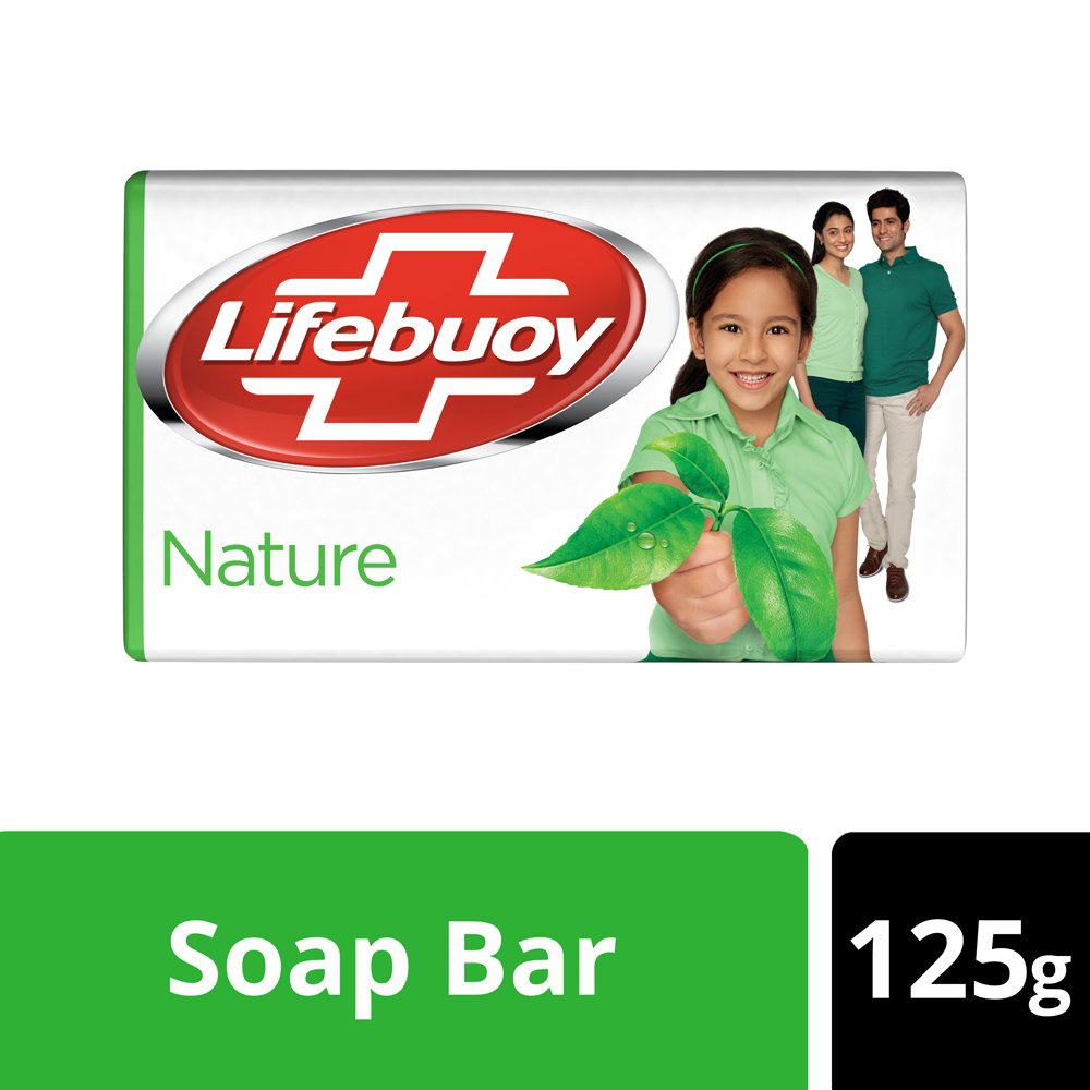 Lifebuoy Natural Green Soap