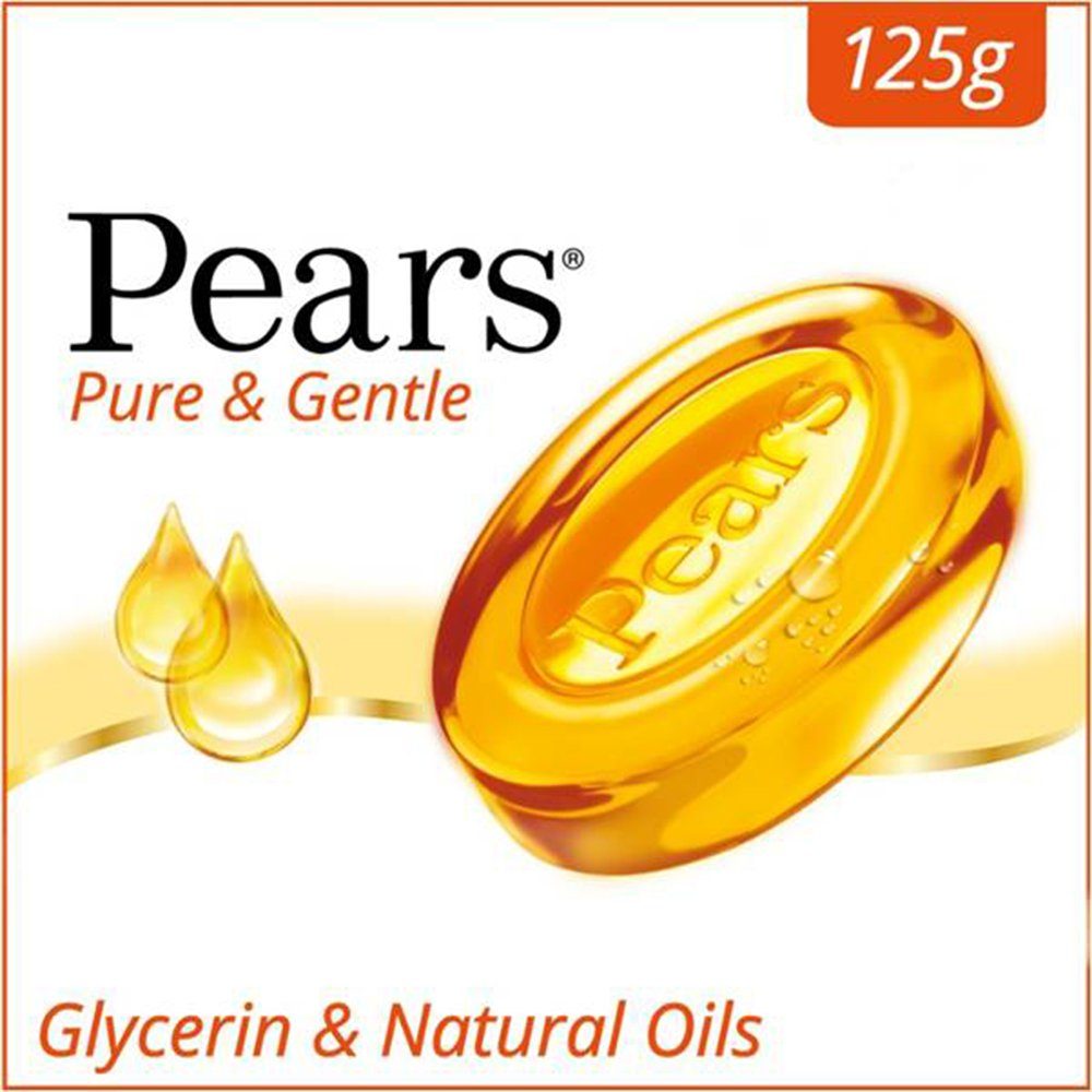 Pears Gentle Care