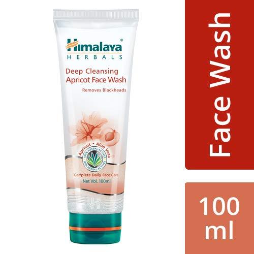 Himalaya Apricot Face Wash