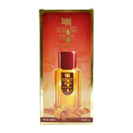 Bajaj Almond Oil 500 ml