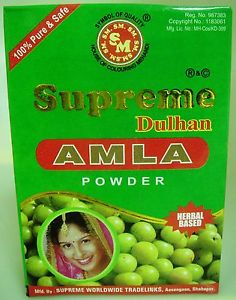 Supreme Amla Natural Herbal Powder