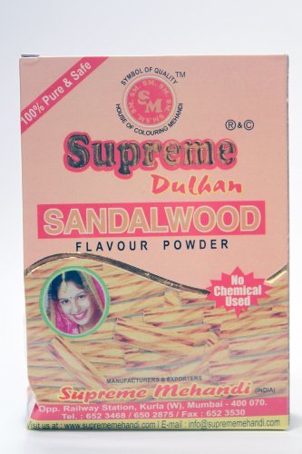 Supreme Sandalwood Flavoured Powder