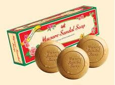 Mysore Sandal Soap Trio