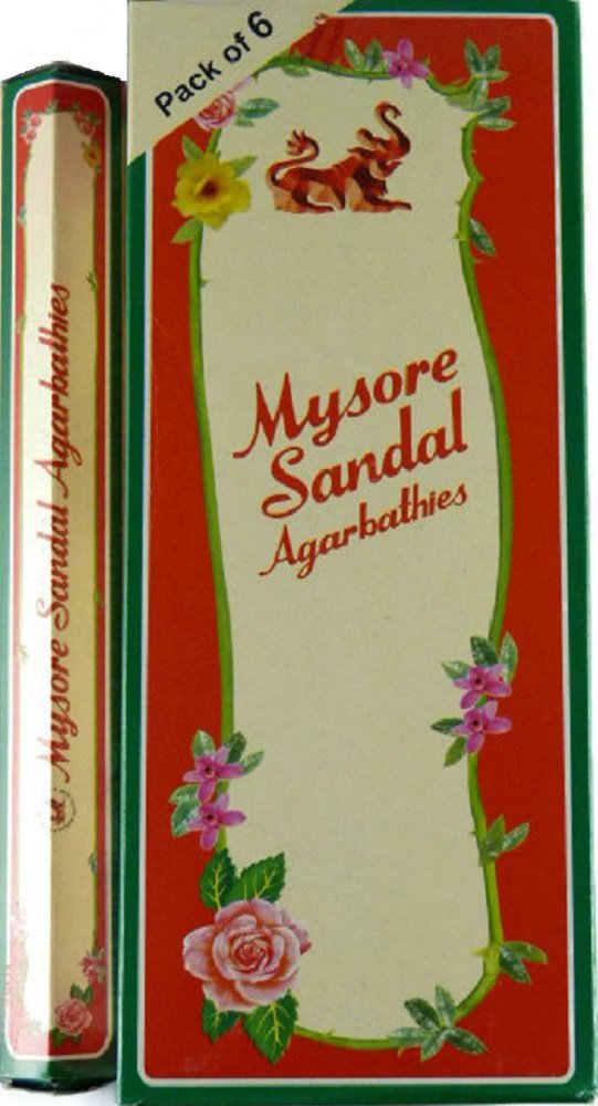 Mysore Sandal Agarbatti - Jasmine