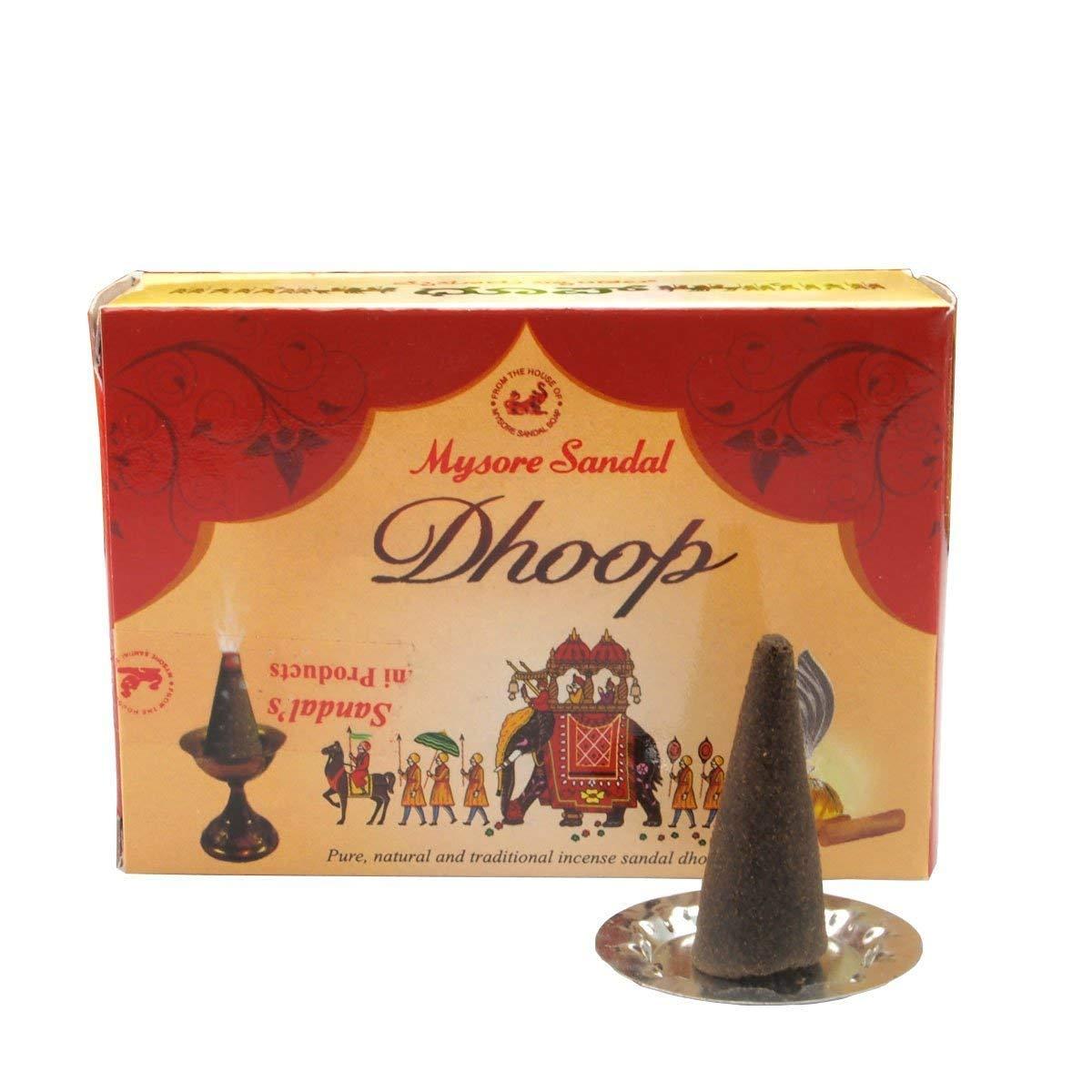 Mysore Sandal Dhoop Cones