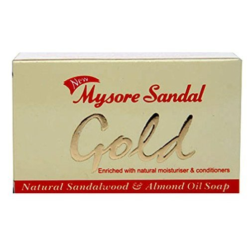 Mysore Sandal Soap Gold