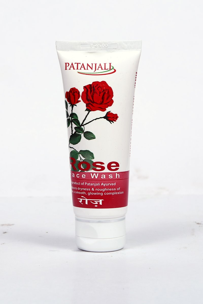 Patanjali Face Pack Rose