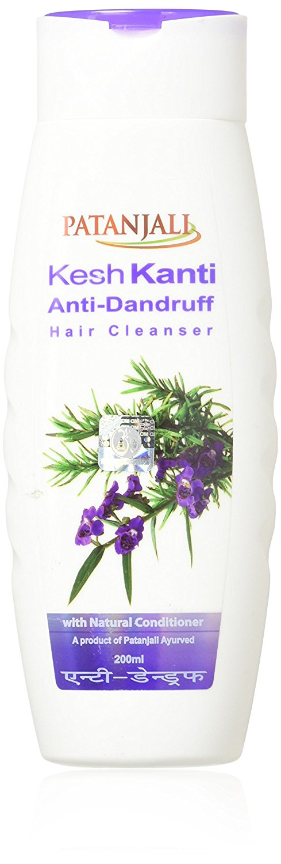 Patanjali Kesh Kanti Hair Cleanser Anti Dandruff
