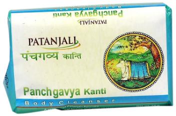 Patanjali Soap Panch Gavya Kanti