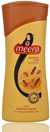 Meera Shampoo Hairfall Care (Brown)