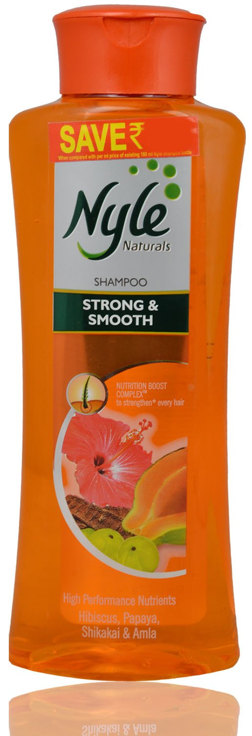 Nyle Shampoo Strong & Smooth