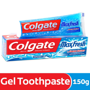 Colgate Max Fresh Blue Toothpaste