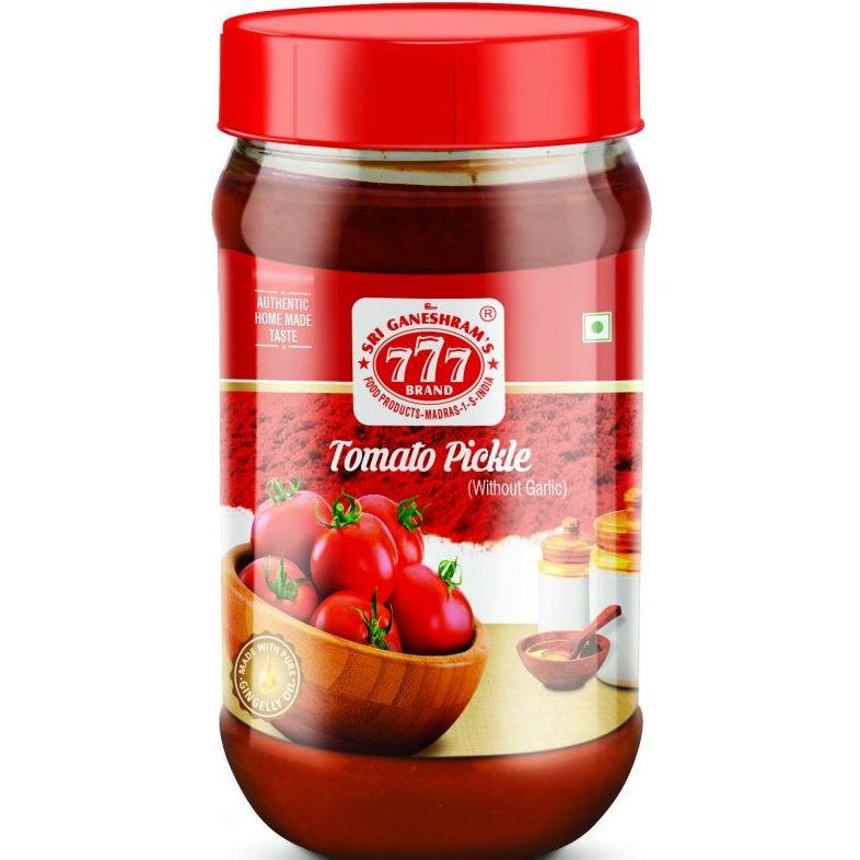 777 Tomato Pickle