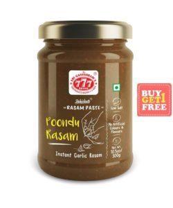 777 Poondu / Garlic Rasam Rice Mix