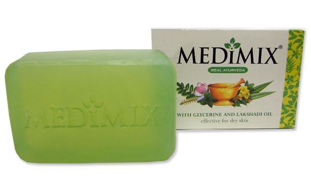 Medimix Glycerin with Lakshadi Oil Soap