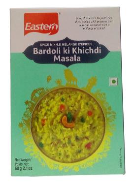 Eastern Bardoli Khichdi Masala