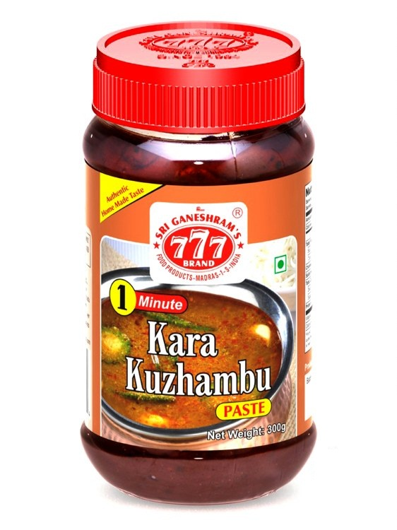 777 Kara Kazhambu Rice Mix